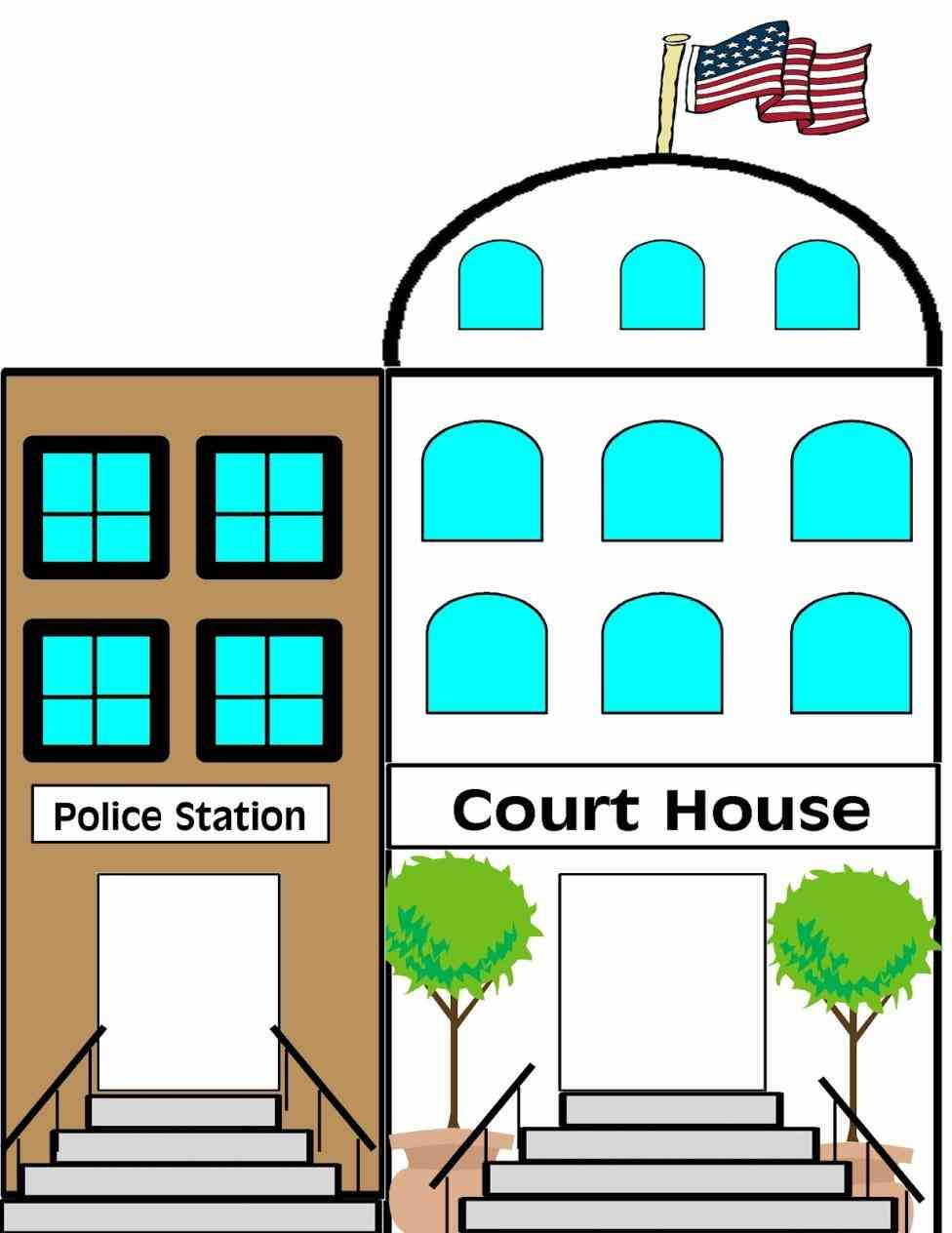 976x1264 Police Clipart Stattion