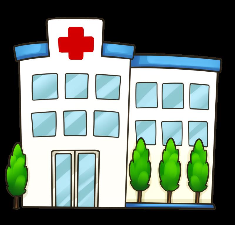 800x766 Church Clipart Hospital Building