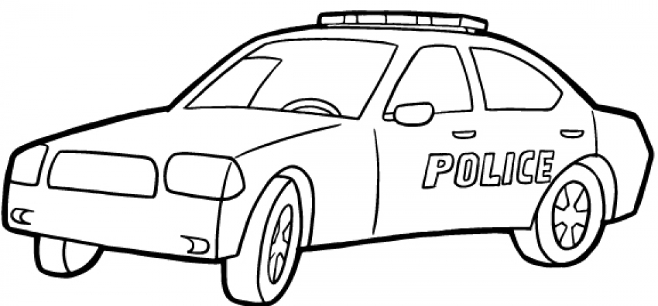 960x446 Super Police Car Coloring Contemporary Art Websites Police Car