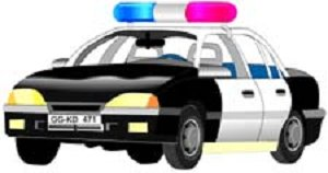 300x158 Cop Clipart Police Car