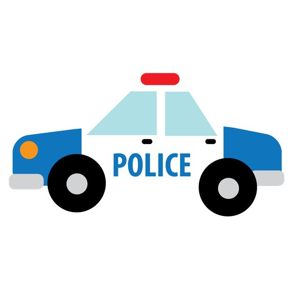 564x564 Free To Use Amp Public Domain Police Car Clip Art