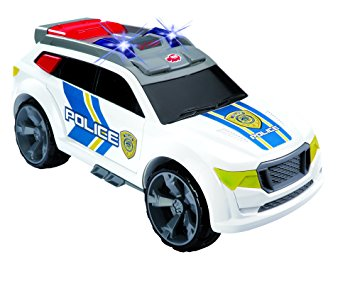 355x286 Dickie Toys Light And Sound Police Car Vehicle Toys