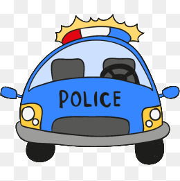 260x261 Cartoon Police Car Png, Vectors, Psd, And Icons For Free Download