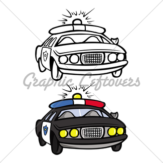 325x325 Car Outline Collection Gl Stock Images