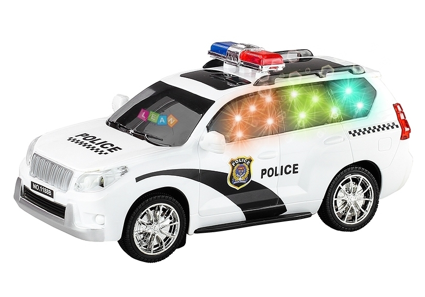 826x578 Childrens Kids Toy Police Car Lights Amp Sounds Toys Cars