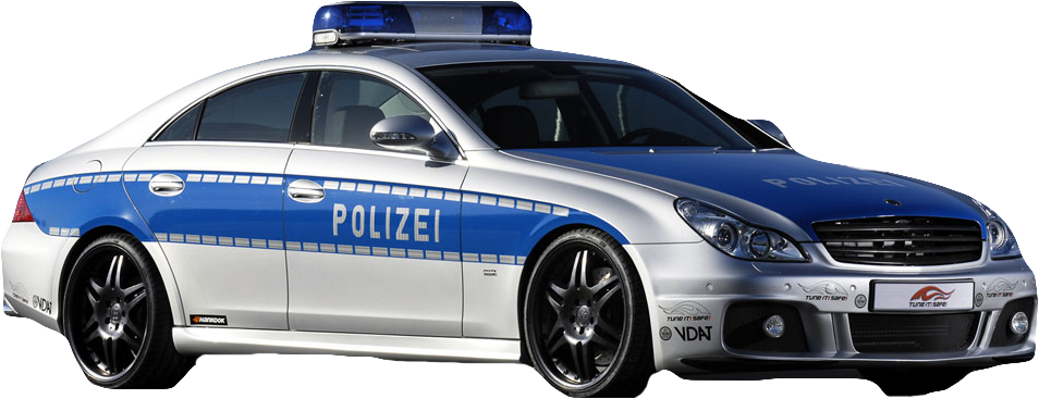 954x367 Brabus Police Car German (Psd) Officialpsds
