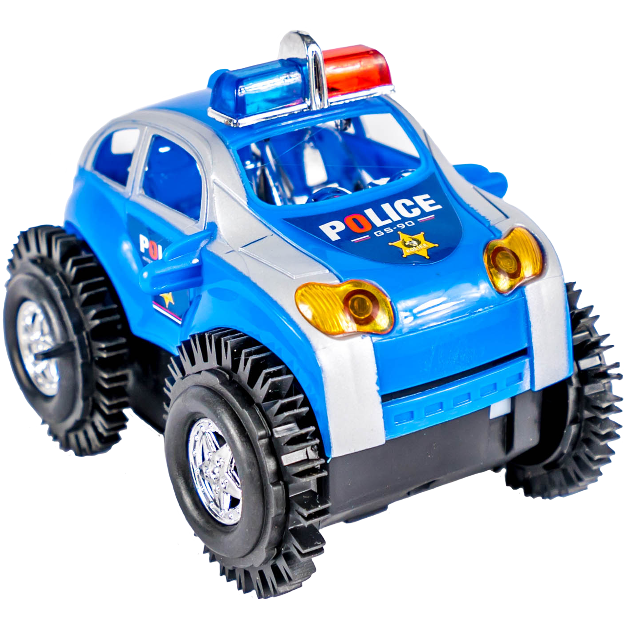 1284x1284 Police Car Wildtoycars