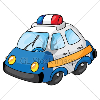 325x325 Police Car Gl Stock Images