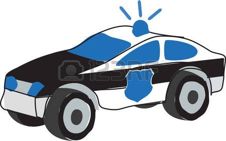 450x281 Blur Clipart Police Car