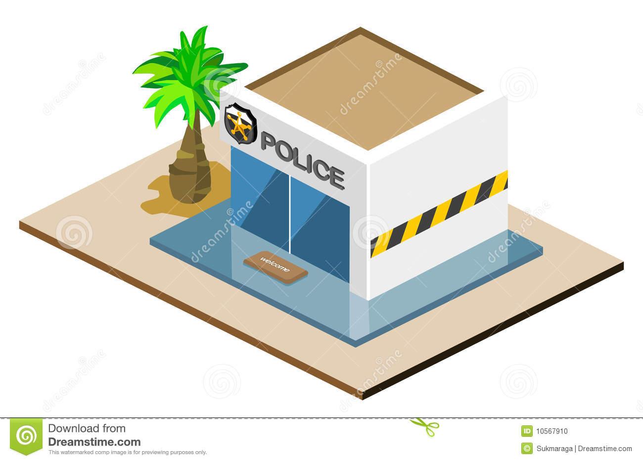 1300x934 Clip Art Police Station Clip Art