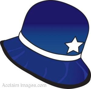 300x293 Clip Art Of An Old Fashioned Policeman Hat