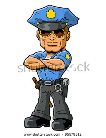360x470 Cop Clipart Police Inspector