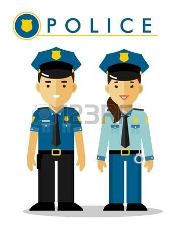 342x450 Cop Clipart Police Uniform