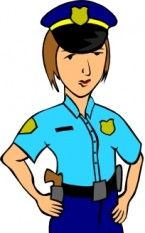 145x233 Woman Police Officer Clip Art Free Vectors Ui Download
