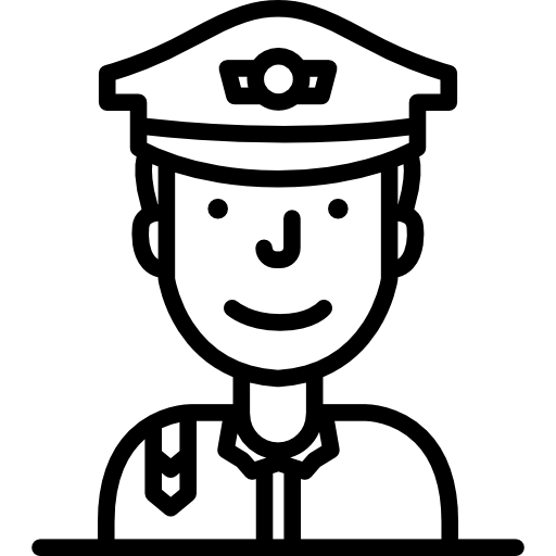 512x512 Officer, Police Icon