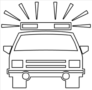299x294 Police Clipart Black And White Clipart Panda