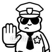 200x200 Police Officer Clipart