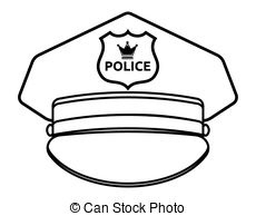 230x194 Police Officer Hat Clipart Letters Example