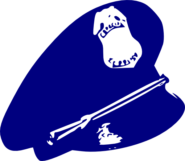 600x522 Police Clipart Background