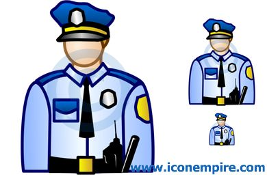 390x256 Police Officer Clipart Panda