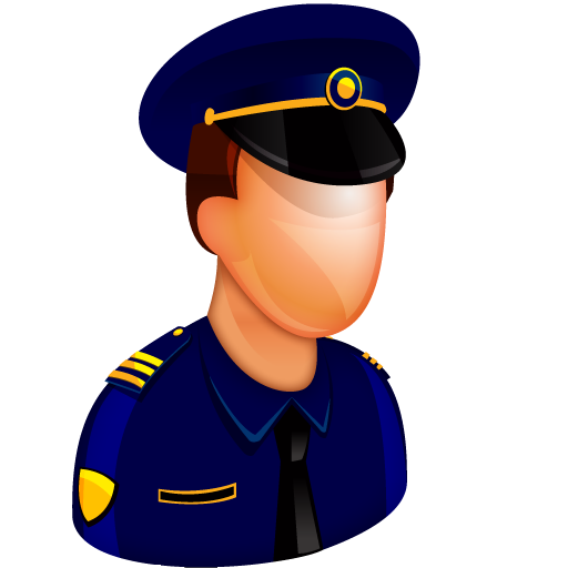 512x512 Captain, Colonel, Crime, Officer, Police, Police Officer, Police