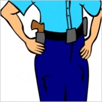 200x200 Indian Police Officer Clipart