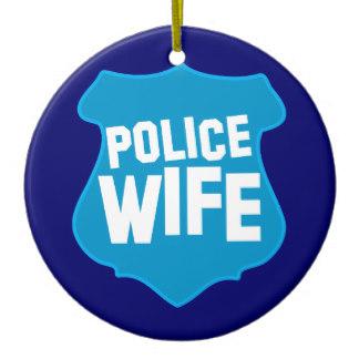 324x324 Police Badge Ornaments Amp Keepsake Ornaments Zazzle