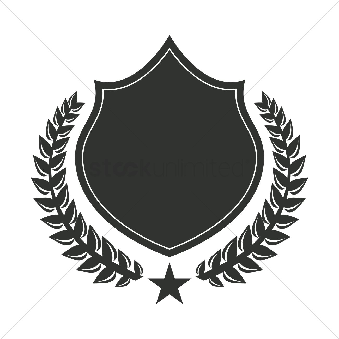 Police Badge Design Template
