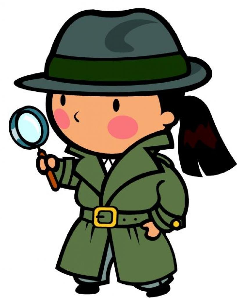 816x1024 Little Policeman Cartoon Free Clip Art