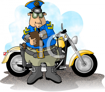 350x307 Royalty Free Police Clip Art, People Clipart