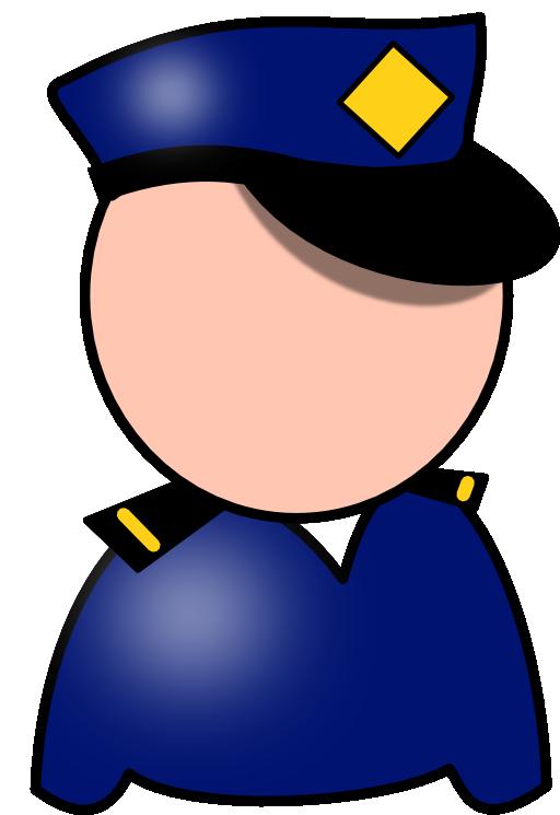 512x745 Clip Art Police Clipart 2