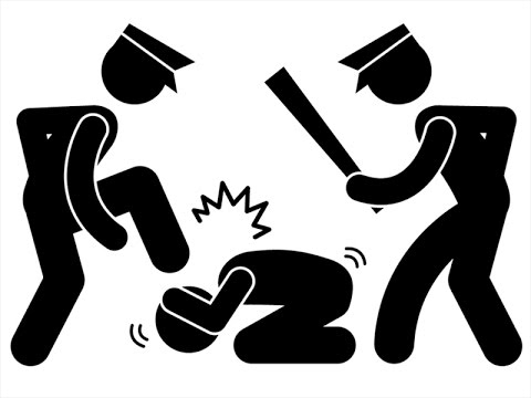 480x360 Cop Clipart Police Brutality