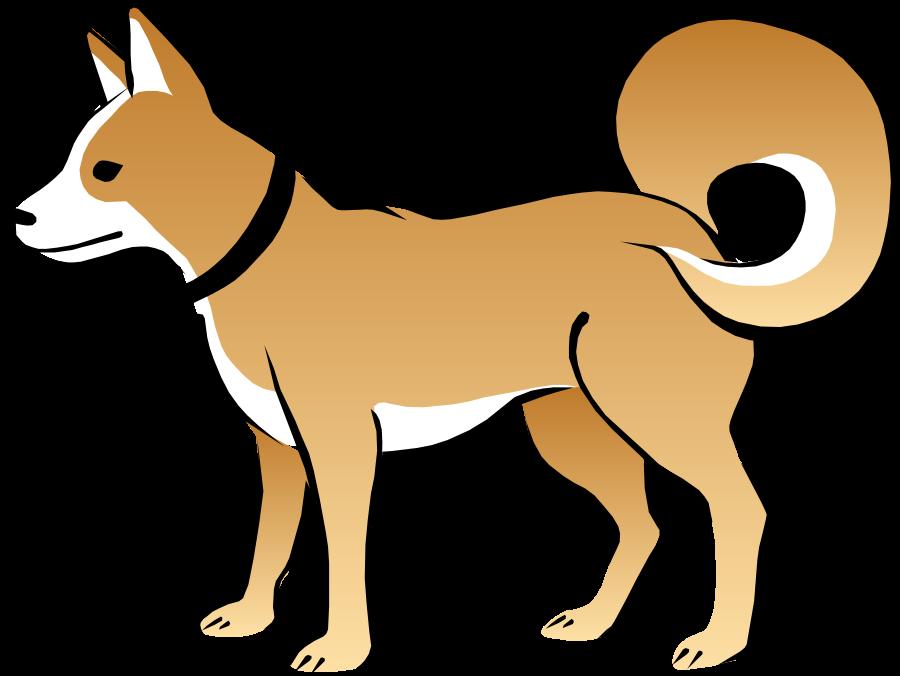 900x676 Dog Clipart
