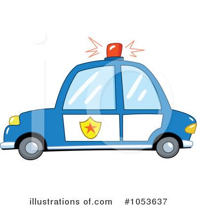 400x420 Police Car Clipart
