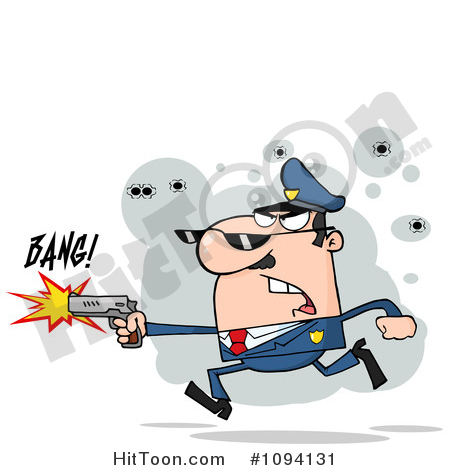 450x470 Police Clipart