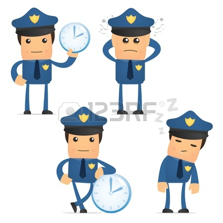 450x450 87 Policeman Dream Stock Vector Illustration And Royalty Free