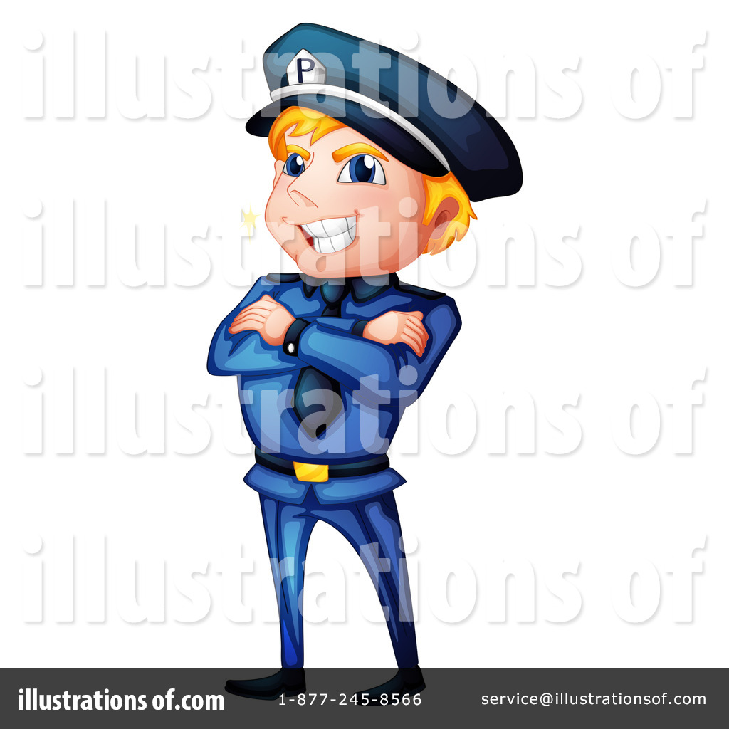 1024x1024 Policeman Clipart