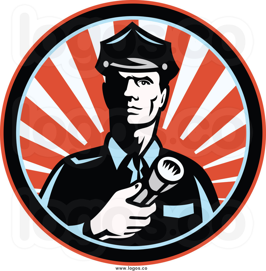 1024x1044 Security Officer Clipart