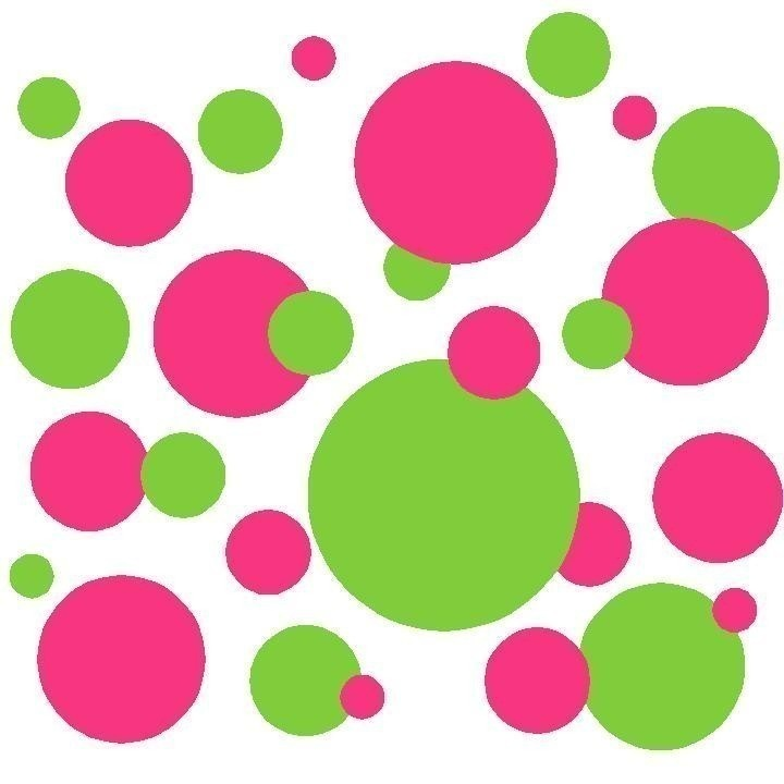 polka dot border clipart free download best polka dot border