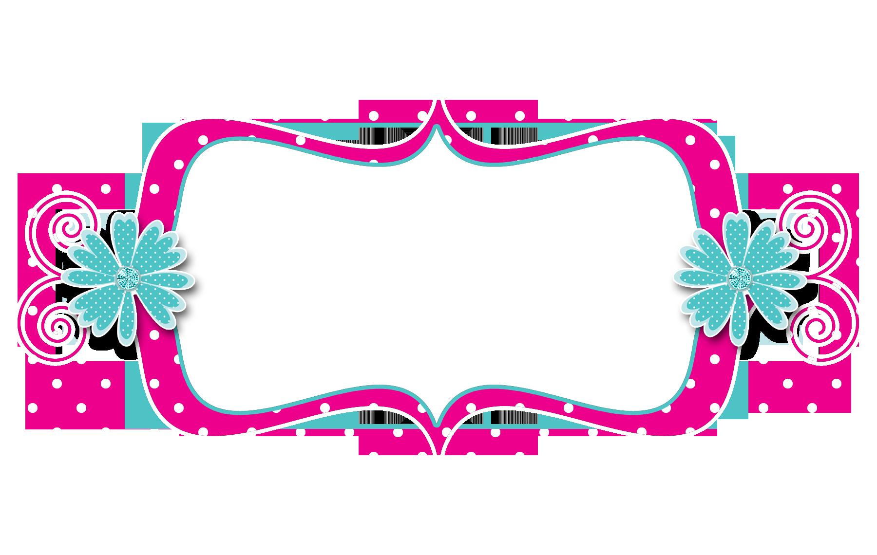 Polka Dot Border Clipart | Free download best Polka Dot Border ...