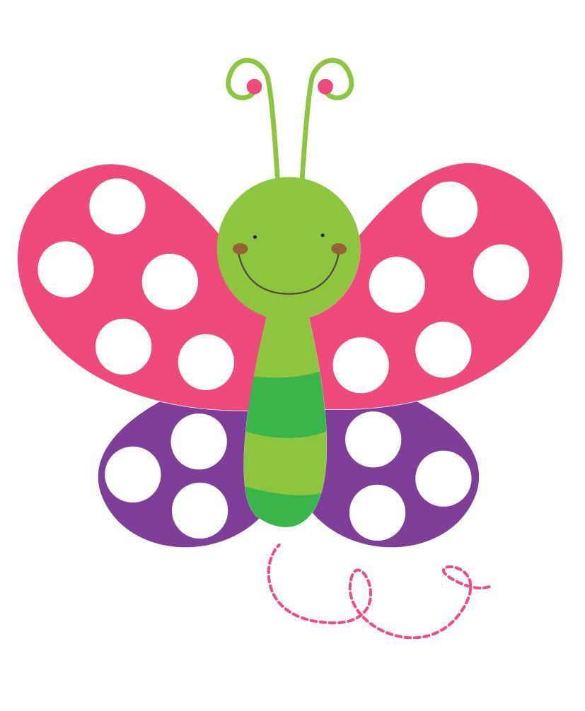 827x1006 Butterfly Amp Caterpillar Pom Pom Play Mats Busy Little Bugs