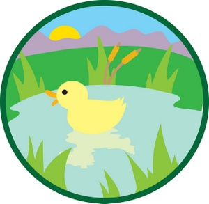 300x293 Free Yellow Duck Clipart Image 0071 0902 2221 0452