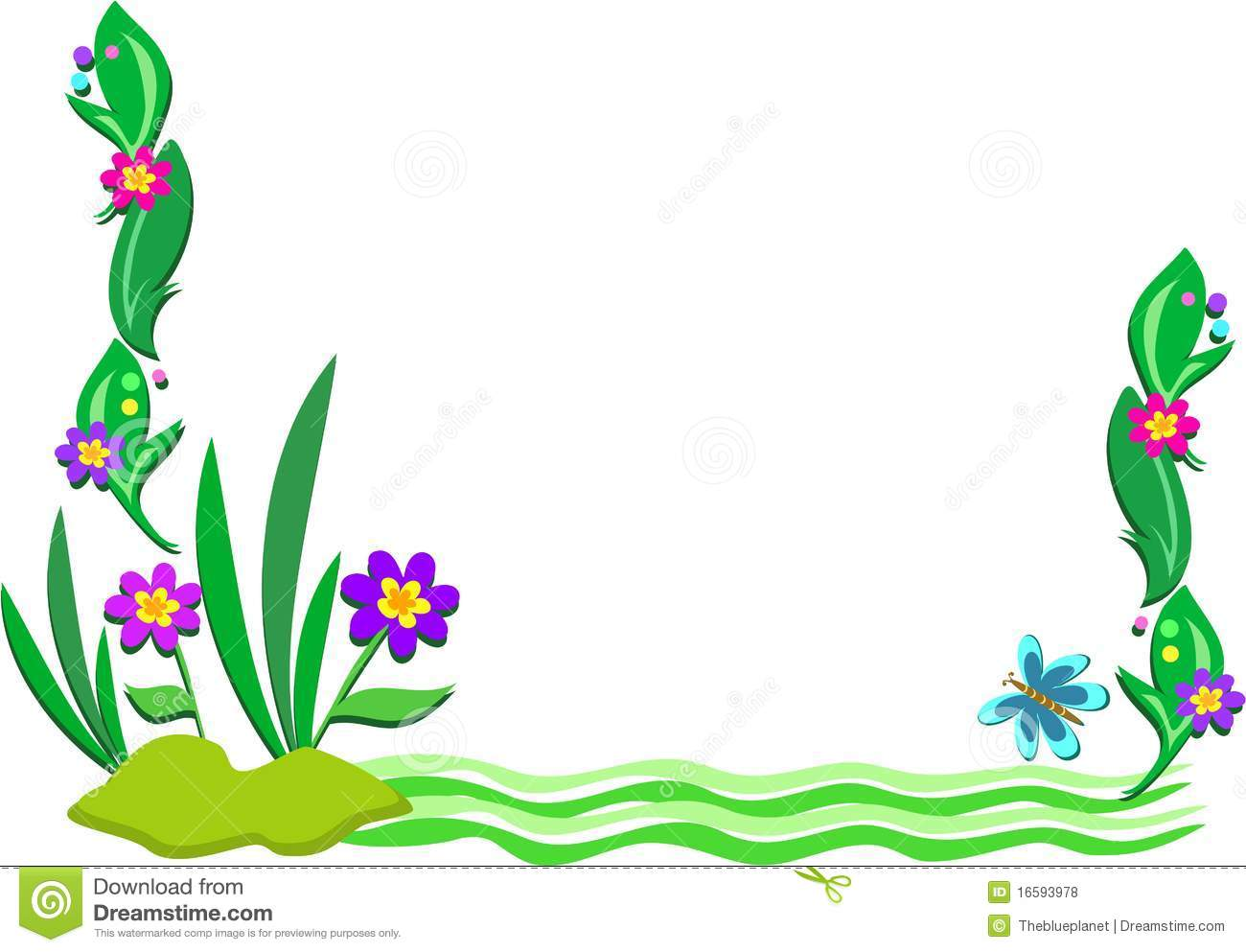 1300x993 Pond Clipart Pond Scene