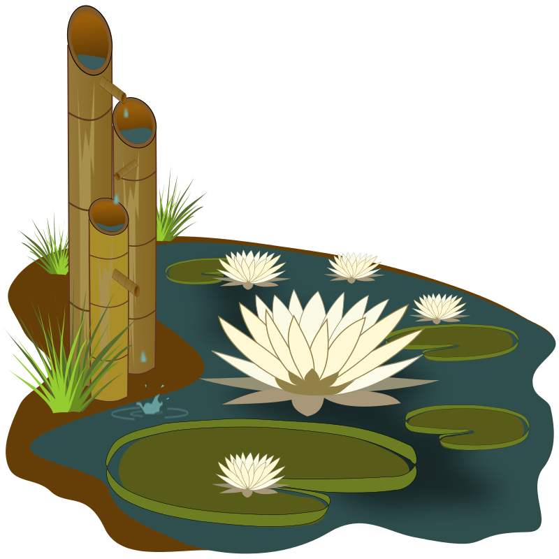 800x800 Pond Free To Use Clip Art 2