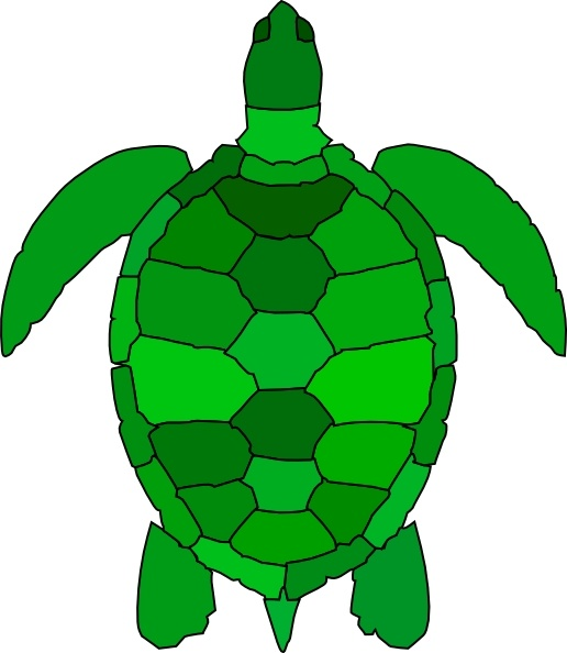 516x594 Turtle Clip Art Free Vector In Open Office Drawing Svg ( Svg