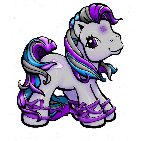 Pony Clipart Free