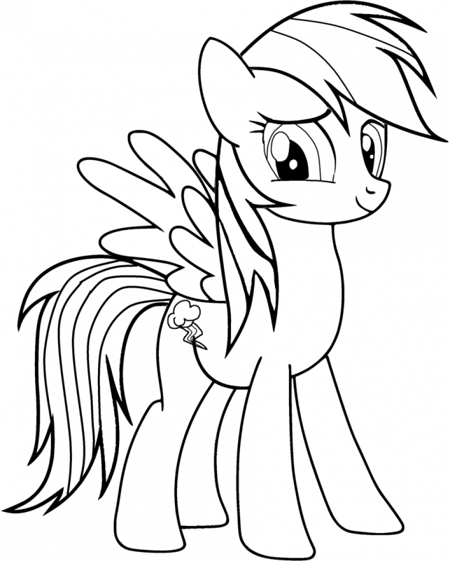 643x800 My Little Pony Coloring Pages Rainbow Dash Equestria Girls Many