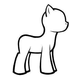 285x320 46 Best My Little Pony Coloring Pages Images Ponies
