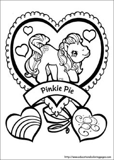 236x330 My Little Pony Printable Coloring Pages My Little Pony Coloring