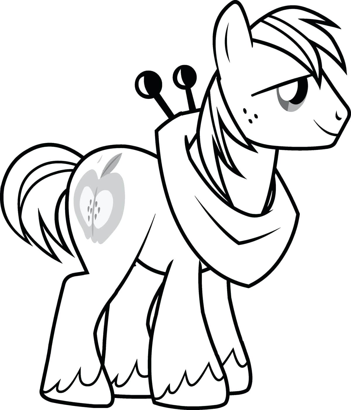 Pony Coloring Pages | Free download best Pony Coloring Pages on ...